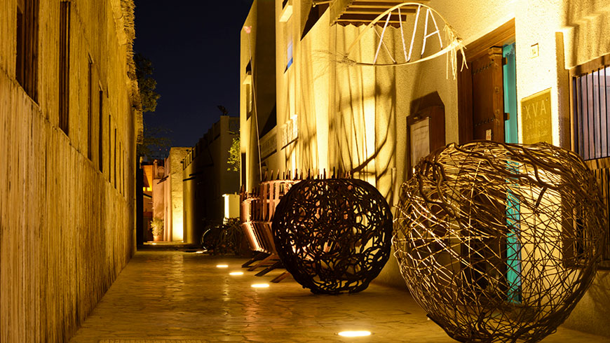 Xva art hotel nadaclich for Xva art hotel dubai